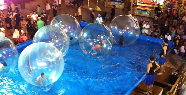 Aquabulles