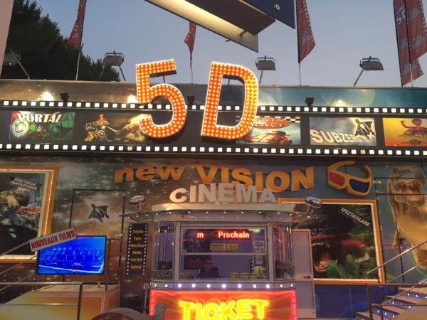 Cinéma 5D